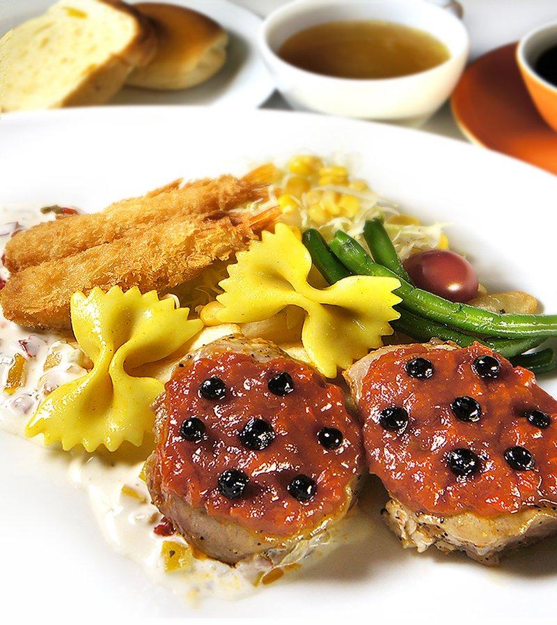 国立科学博物館内レストラン ムーセイオン<br />特別展「昆虫」記念メニュー